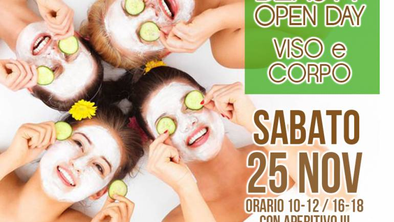 Beauty open day Viso & Corpo